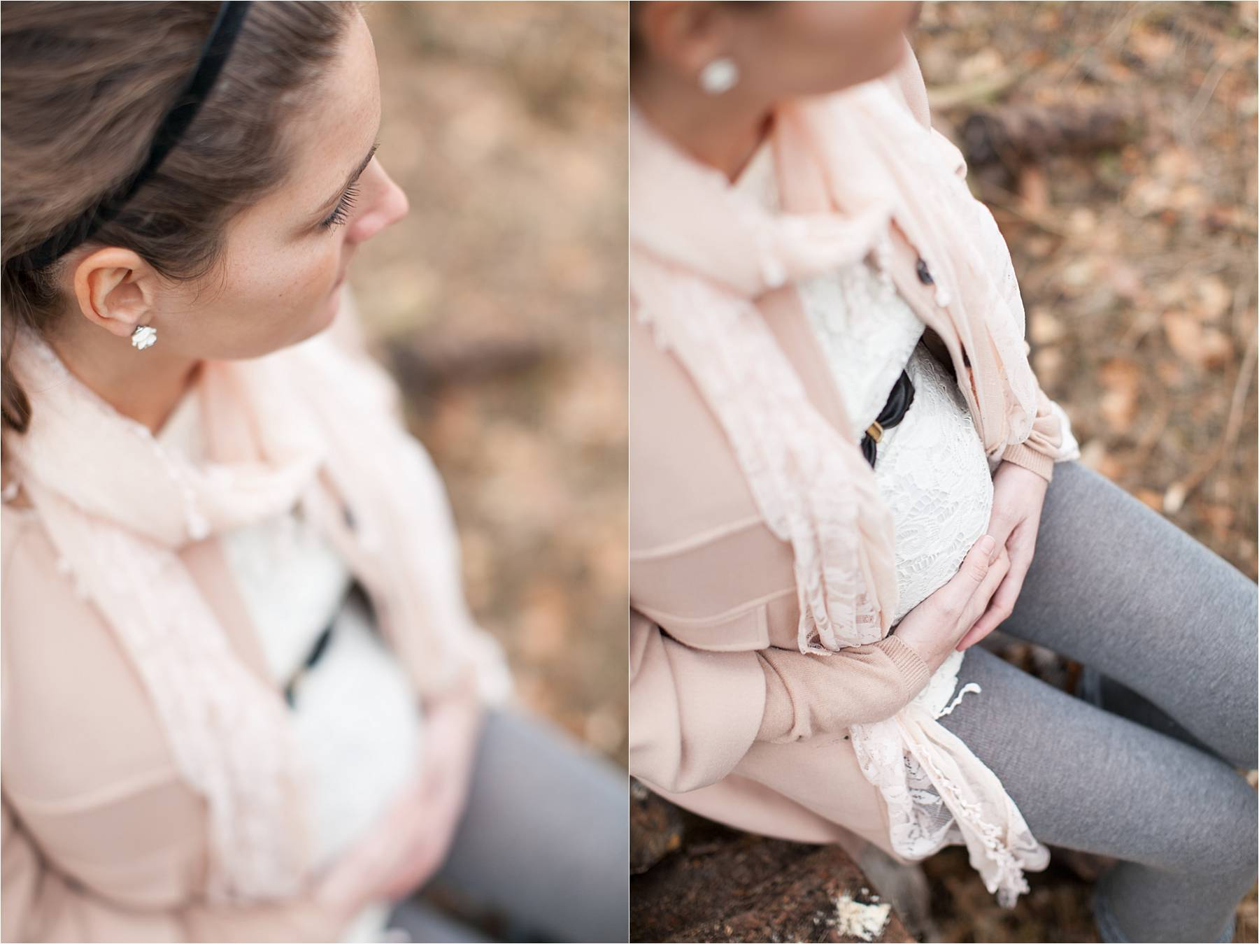Maternity photoshoot in Sint-Niklaas