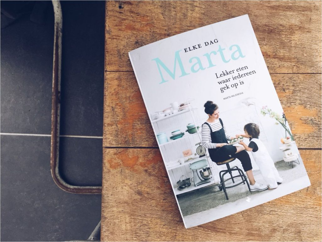 Editorial photographer for Elke dag Marta, the book